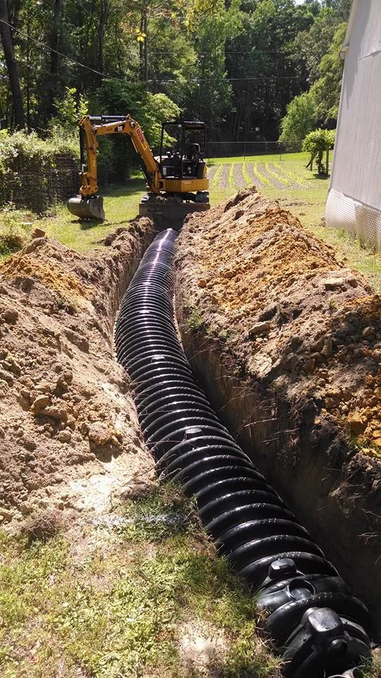 DLC-Drainage-pipe